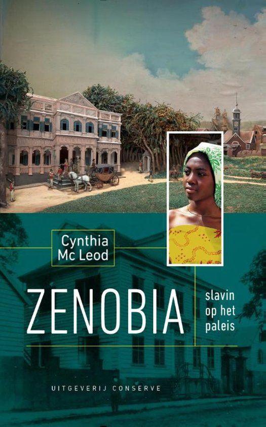 Zenobia, slavin van het paleis