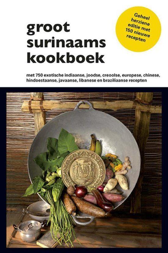 Het Groot Surinaams Kookboek
